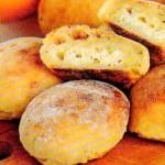 Bulvinės bandelės su varške
