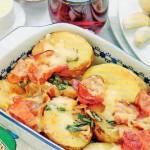 Bulvės su lašinukais